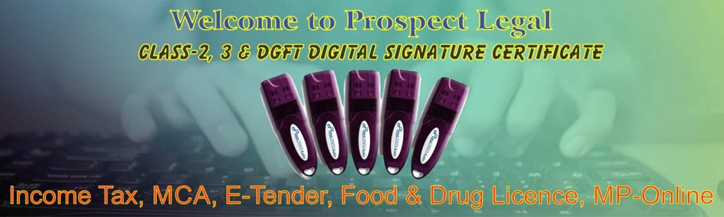Digital Signature in Bhopal