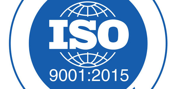 ISO 9001:2008 or ISO 9001:2015 Certification