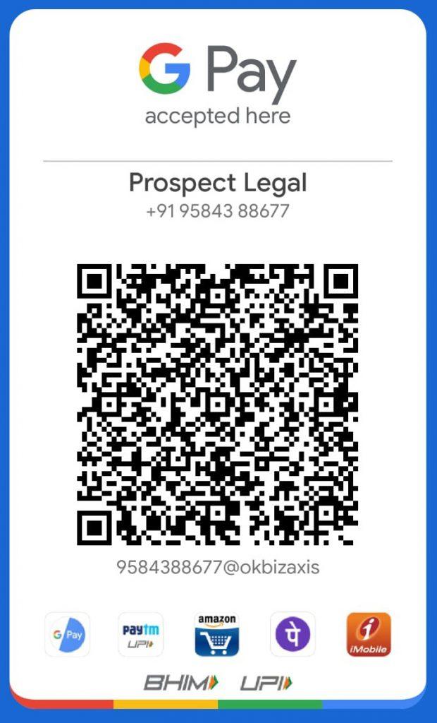 Prospect Legal QR Code